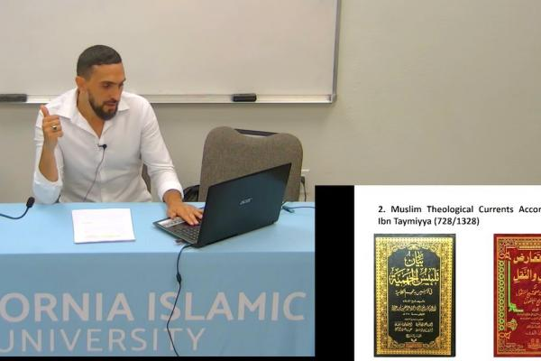 Embedded thumbnail for D1S2 Chauki Lazhar - Towards an Islamic Ethicotheology