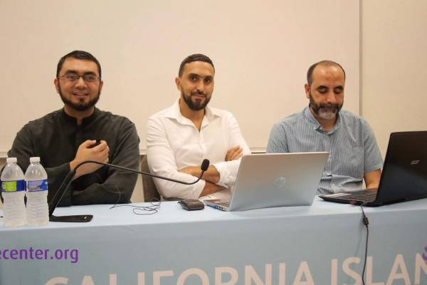 Embedded thumbnail for D1S1 Mustafa Umar - Chauki Lazhar - Dr Mohamed Ghaly: Introduction of CILE California Summer School 2019