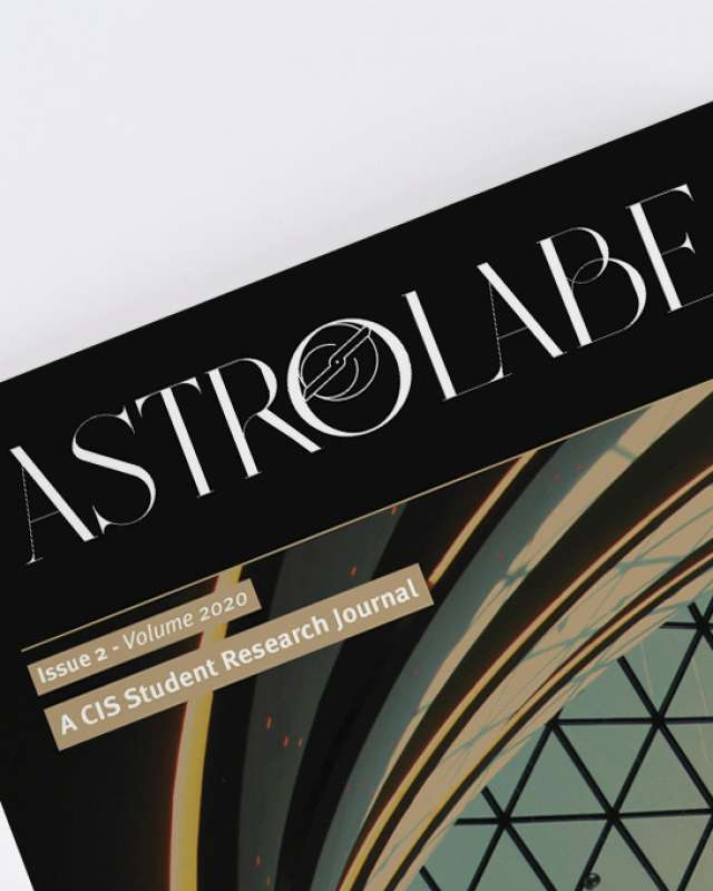 HBKU's College of Islamic Studies Re-Launches Astrolabe Student Research Journal