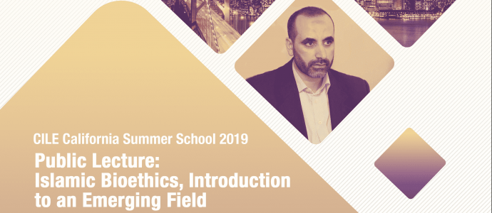 07/2019 Islamic Bioethics, Introduction to an Emerging Field