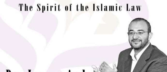 11/2012 Dr Jasser Auda: Ethics With God: The Spirit of the Islamic Law