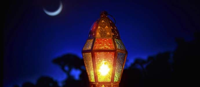 The 2D Enhancement in Ramadan