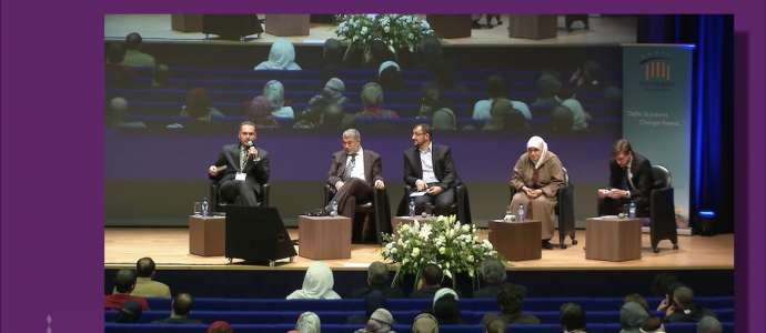 Embedded thumbnail for 3/4 Discours Islamique: Dr Ahmed Jaballah, Dr Jonathan Brown, Dr Heba Raouf Ezzat, Dr Alarbi Becheri