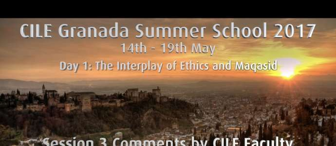 Embedded thumbnail for D1S3 CILE Faculty: Comments and Discussion
