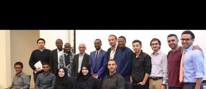 "Embedded thumbnail for Day 3/3 Q&A between Dr Tariq Ramadan and the students on ""The Principles of Leadership in Islam"""