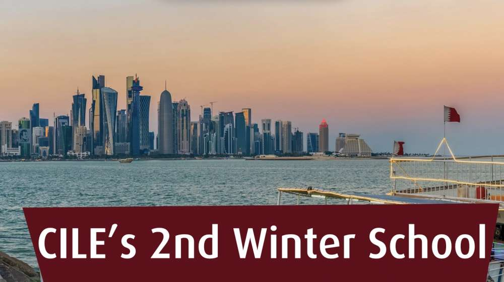 [Updated] Register Now for CILE Online Winter School 2021!