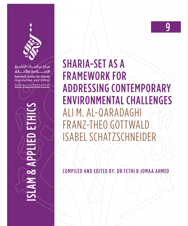 9/14 Sharia-Set as a Framework for Addressing Contemporary Environmental Challenges