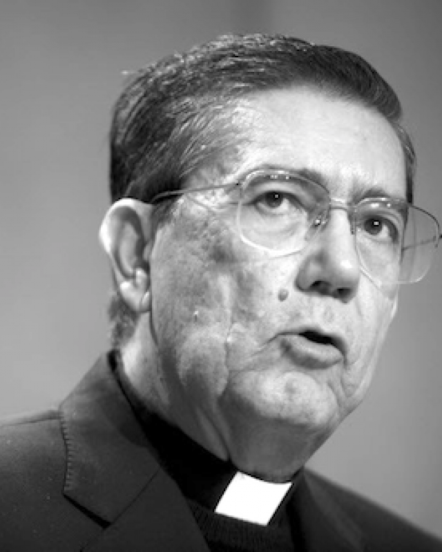 His Eminence Archbishop Miguel Angel Ayuso Guixot