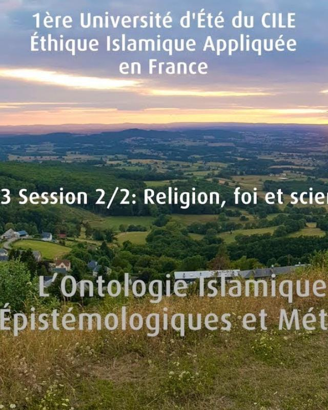 "Embedded thumbnail for J3S2 ""Religion, foi et science"" par Abdelaziz Kabes"